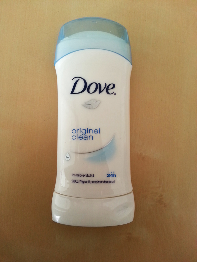 2lch || Inspired by Dove Deodorant