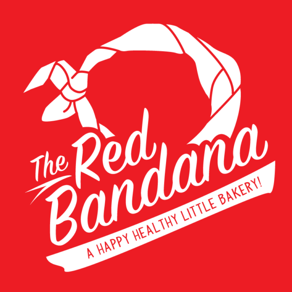 Logo Makeover for a Spirited and Hand-Crafted Brand: The Red Bandana Bakery in Bethesda, MD